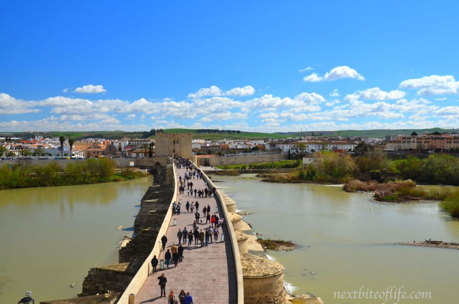 how we lost money epic travel fail roman bridge cordoba