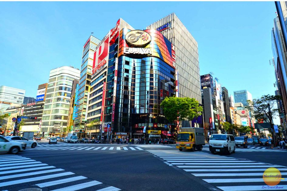 Surprising First Impressions Of Tokyo Japan