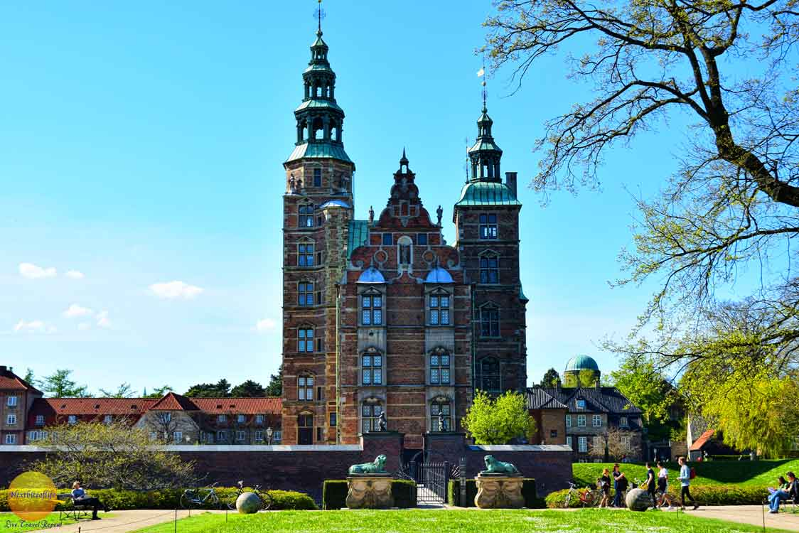 The Rosenborg castle