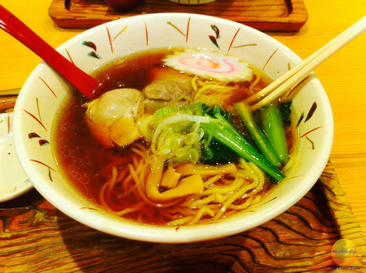 udon1soup in Tokyo
