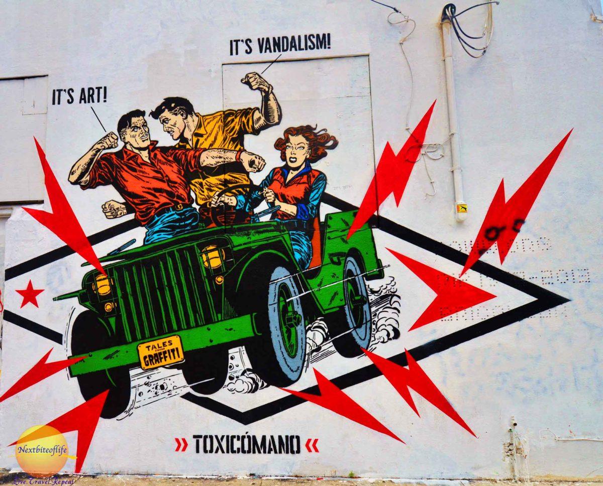 six impressive miami florida highlights graffiti
