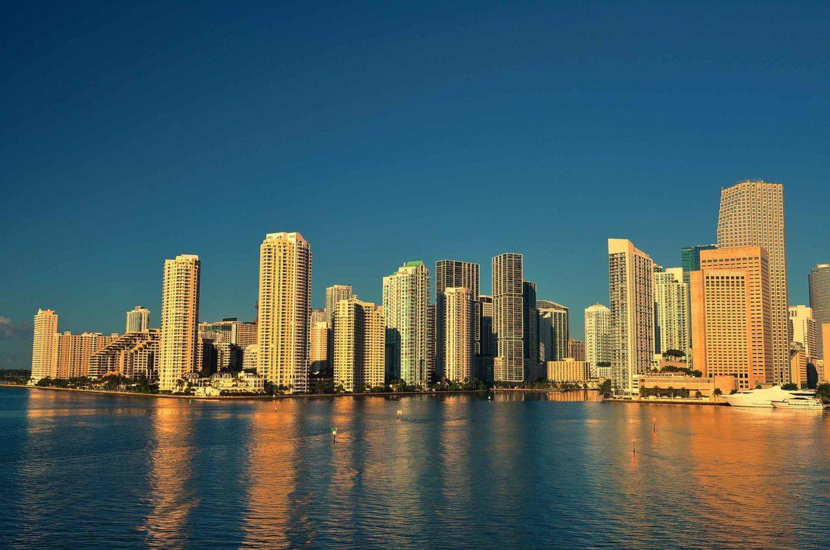 five impressive miami florida highlights skyline