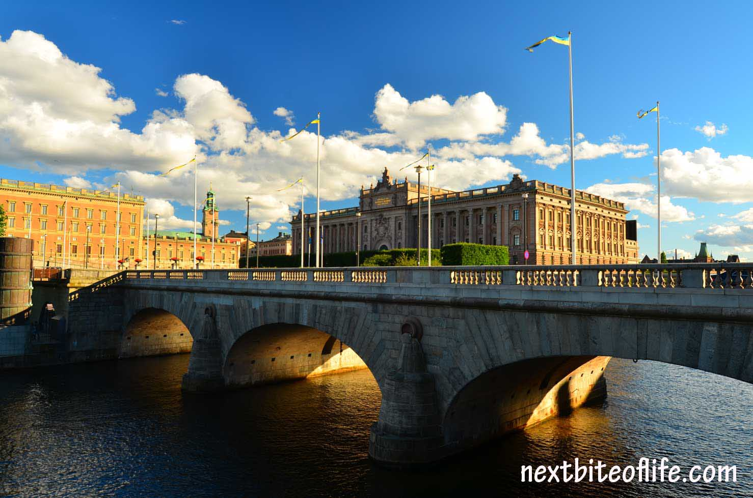Postcard from Stockholm, Sweden