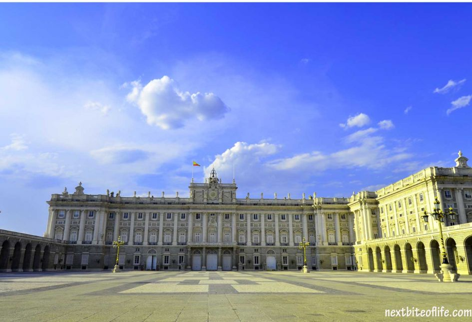 how to spend a day in madrid palacio real