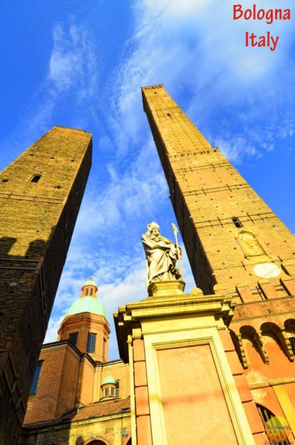 Bologna Italy Guide to the Red, Fat and Wise #bologna #italy #bolognaguide #visitbologna