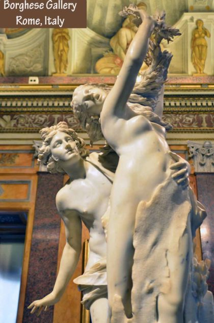 borghese gallery tour #italy #livitaly #rome #artmuseum #borghese #borghesegallery #visitrome