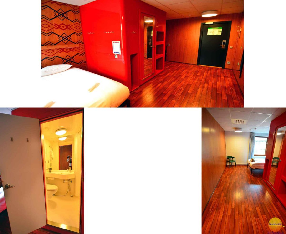generator hostel interior