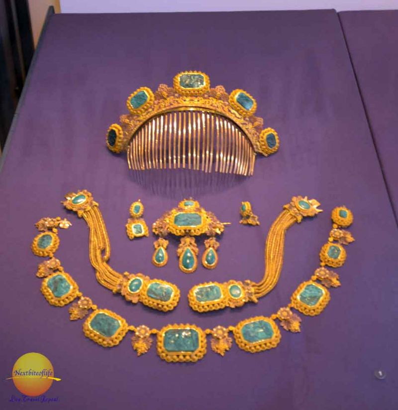 Royal jewelry nordic museum stockholm