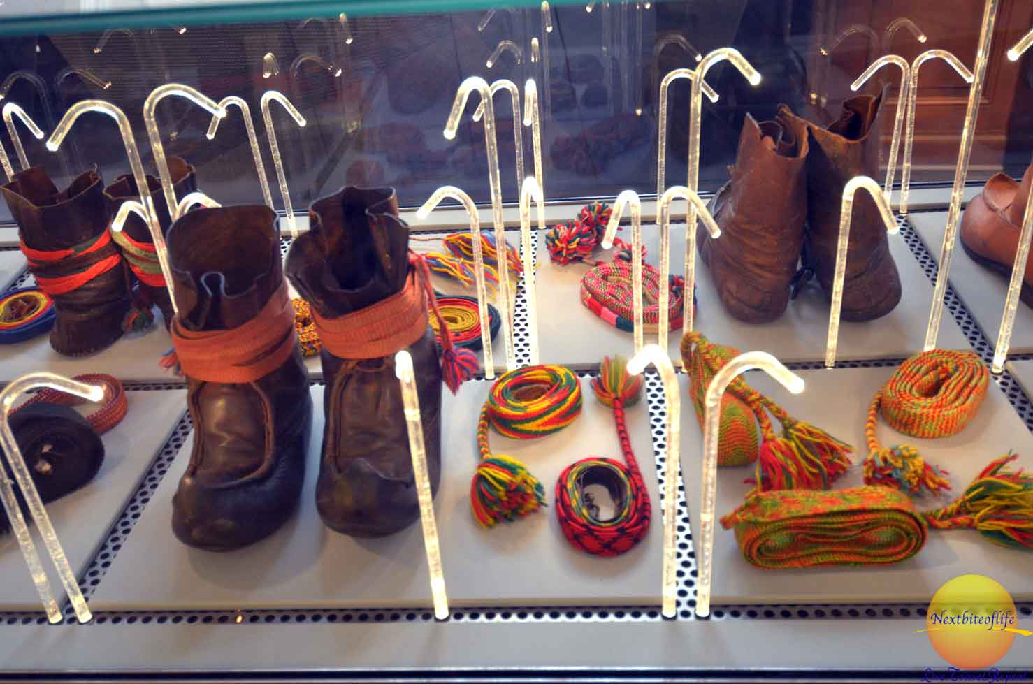 Nordisk museum stockholm shoes