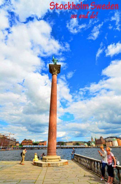 stockhom-sweden #stockholm #sweden #stockholmguide #gamlastan