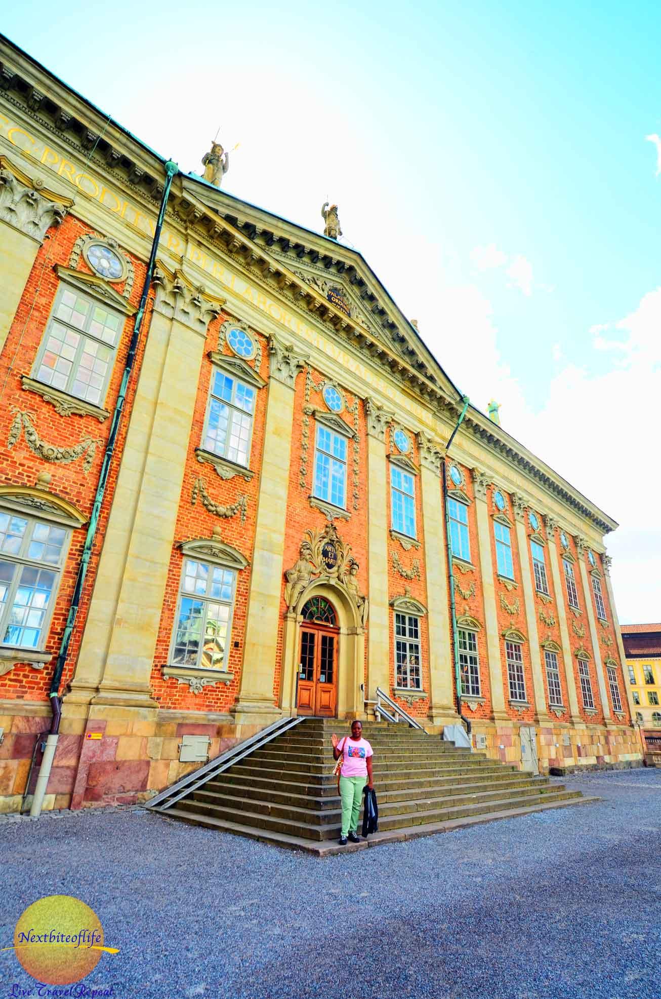 tbex conference stockholm waving