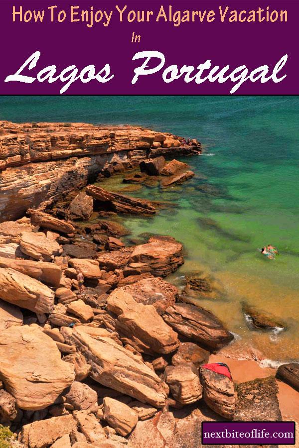 Lagos Portugal Guide #lagos #portugal #lagosportugal #algarve #visitlagos