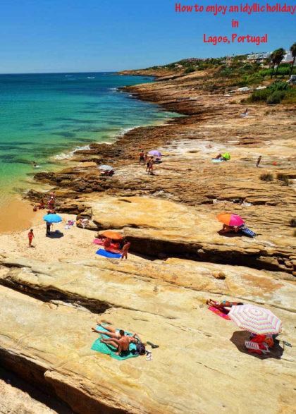 Lagos Portugal holiday guide #lagosportugal #lagos #algarve #visitalgarve #lagosbeaches