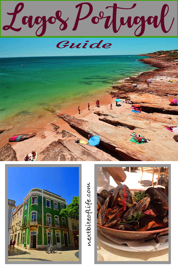 Lagos Portugal Guide #lagos #portugal #lagosportugal #algarve #visitlagos #algarvetravel #visitalgarve