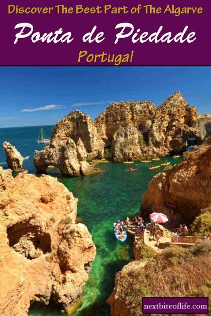 Ponta de Piedad #algarve #lagos #pontadepiedade #portugal #lagosportugal