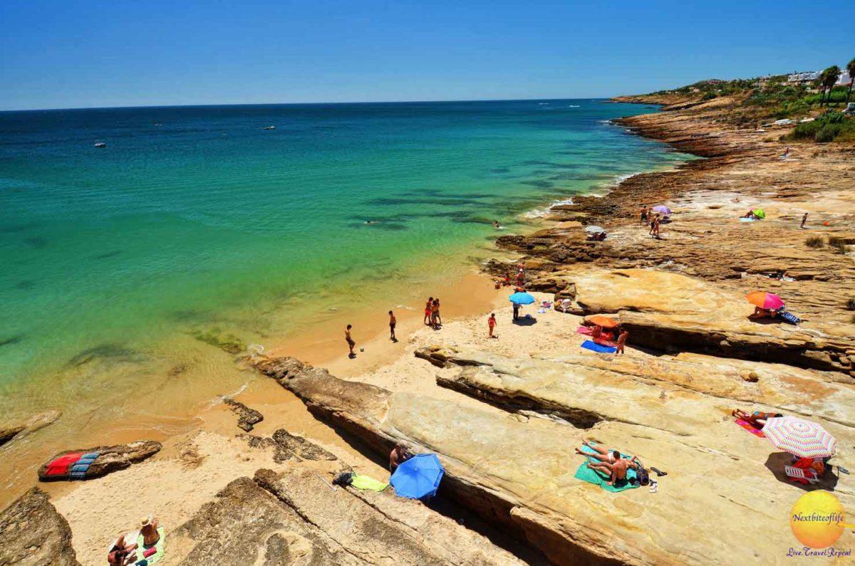 lagos portugal awesome beach