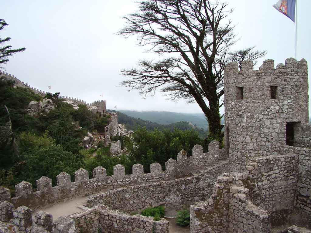 rare epic fail to see sintra castle of moors