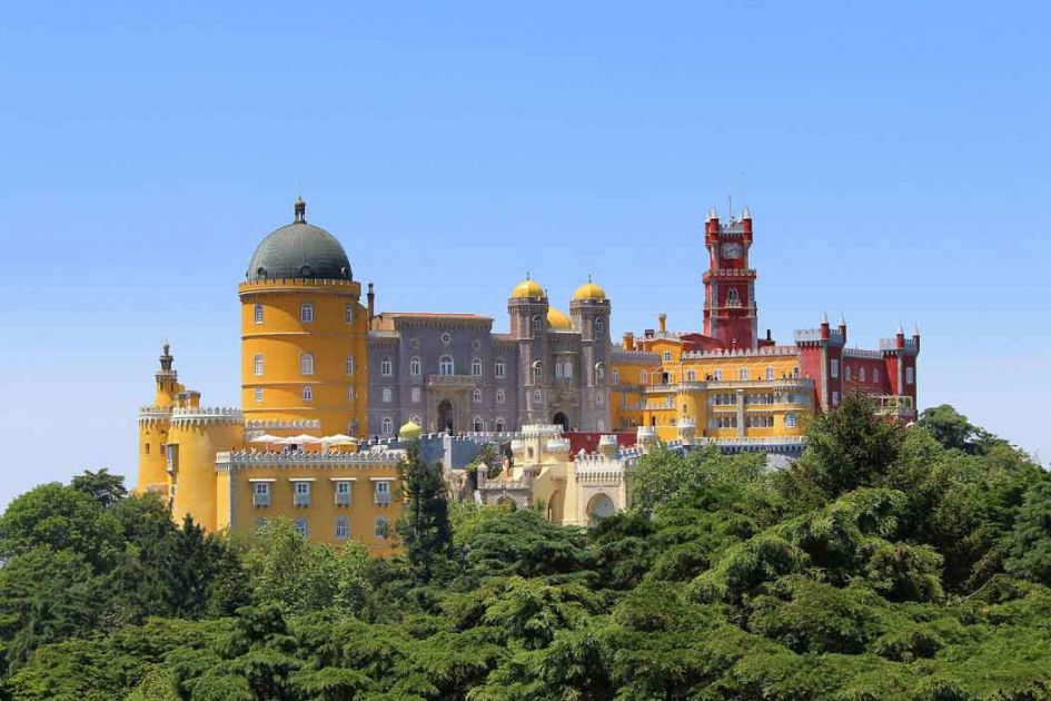 rare epic fail to see sintra pena palace