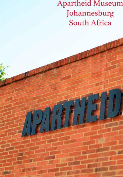 Apartheid Museum Johannesburg #apartheidmuseum #johannesburg #history #segregation #southafrica
