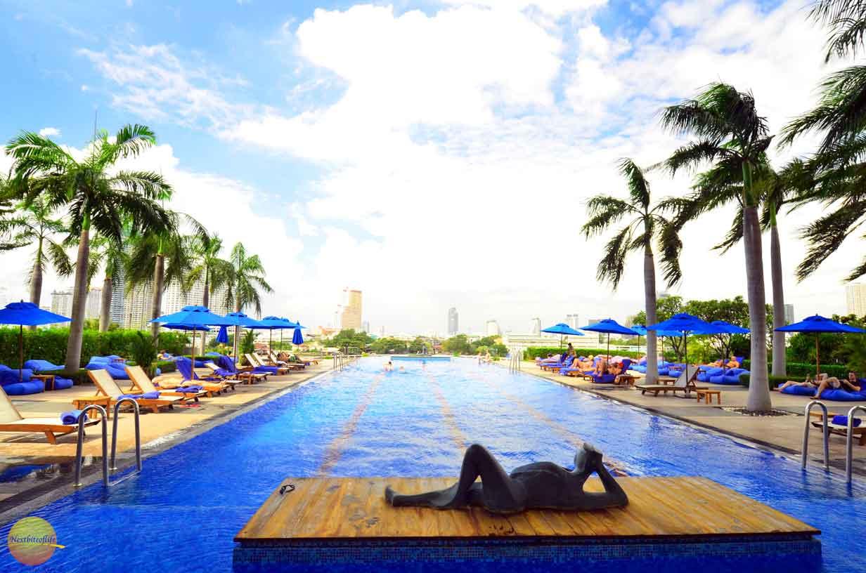 Sensational Chatrium Hotel Riverside Bangkok. (A Review)