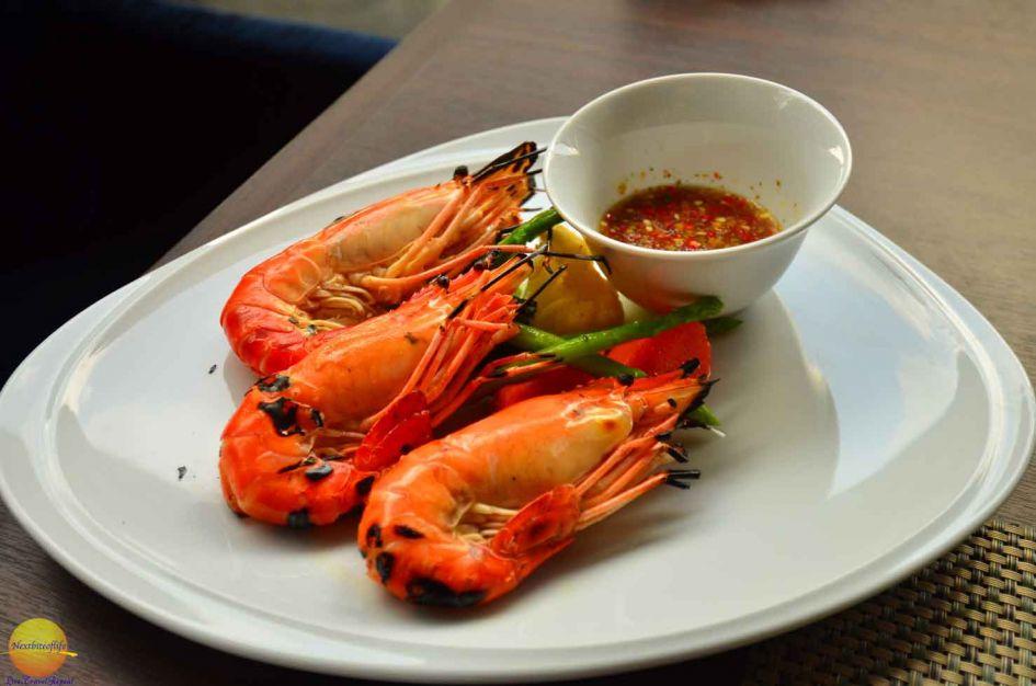 Very tasty shrimp..