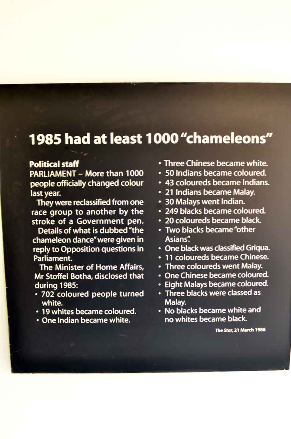 emotional visit to apartheid museum color class