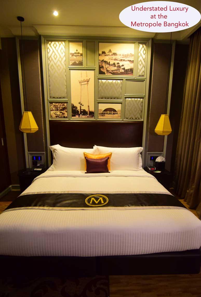 Metropole Bangkok Hotel Review #bangkok #thailand #luxuryhotel #hotel