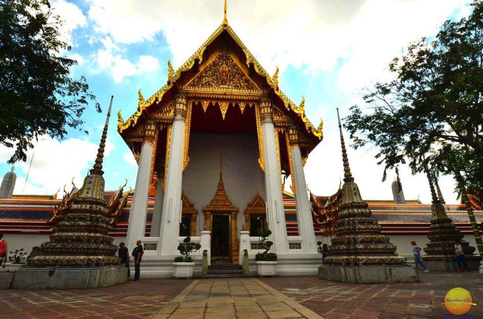 excellent visit what pho temple bangkok chapel