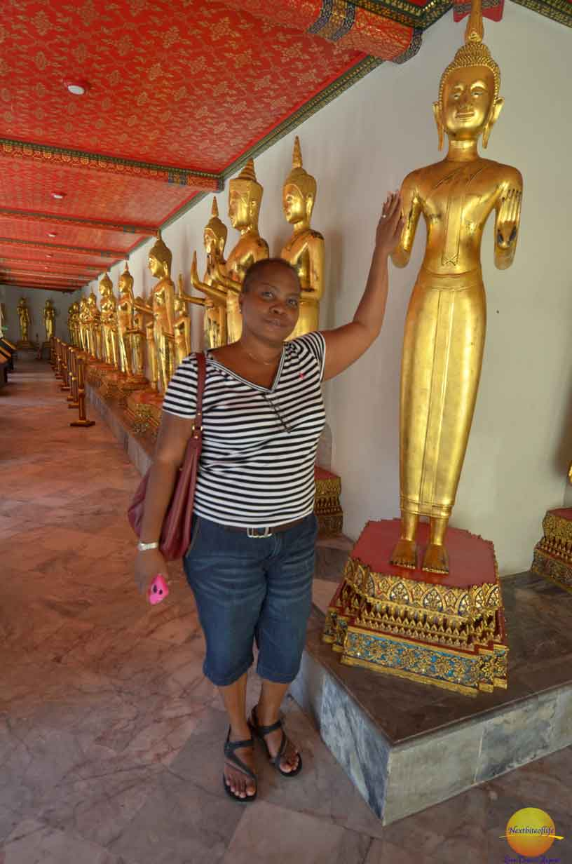 Excellent Visit to Wat Pho Temple in Bangkok. Plan on it