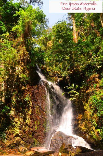 Erin Ijesha Waterfalls , Nigeria #Ijesha #Nigeria #Naija #waterfalls #erinijesha #africa