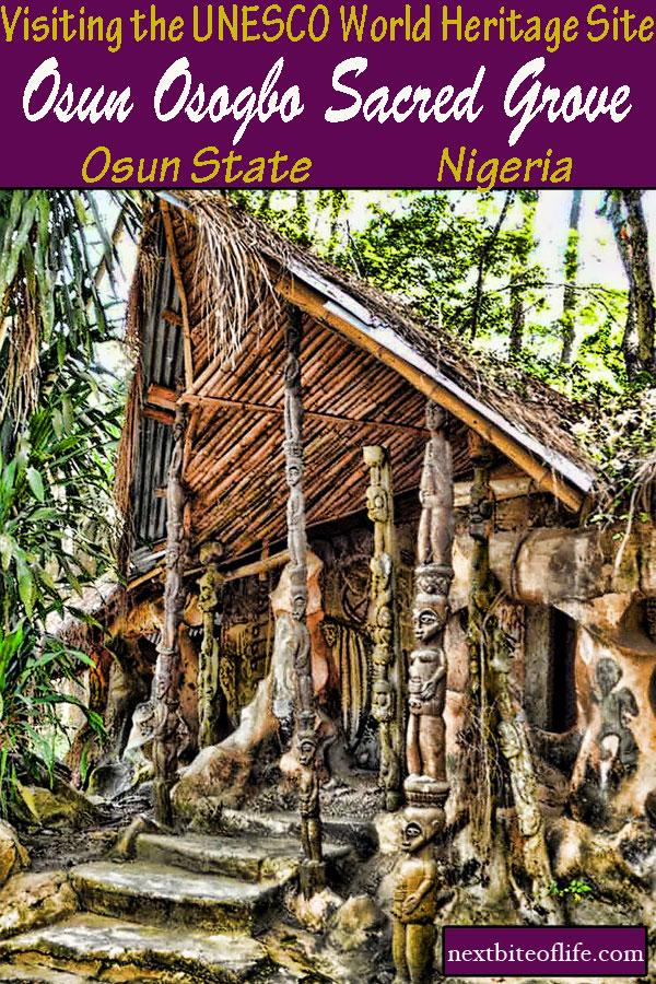 UNESCO Site Osun Osogbo Sacred Grove Nigeria #africa #nigeria #UNESCO #osunosogbosacredgrove #osun #osunstate