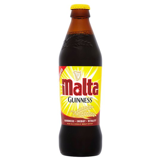 Malta is a staple for Nigerians. Delicious and full of vitamins.