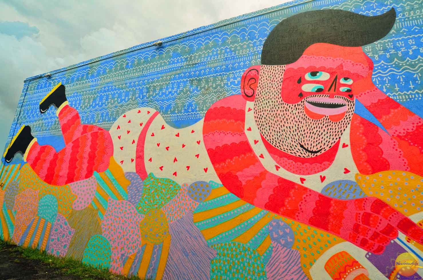 man baby mural wynwood walls miami
