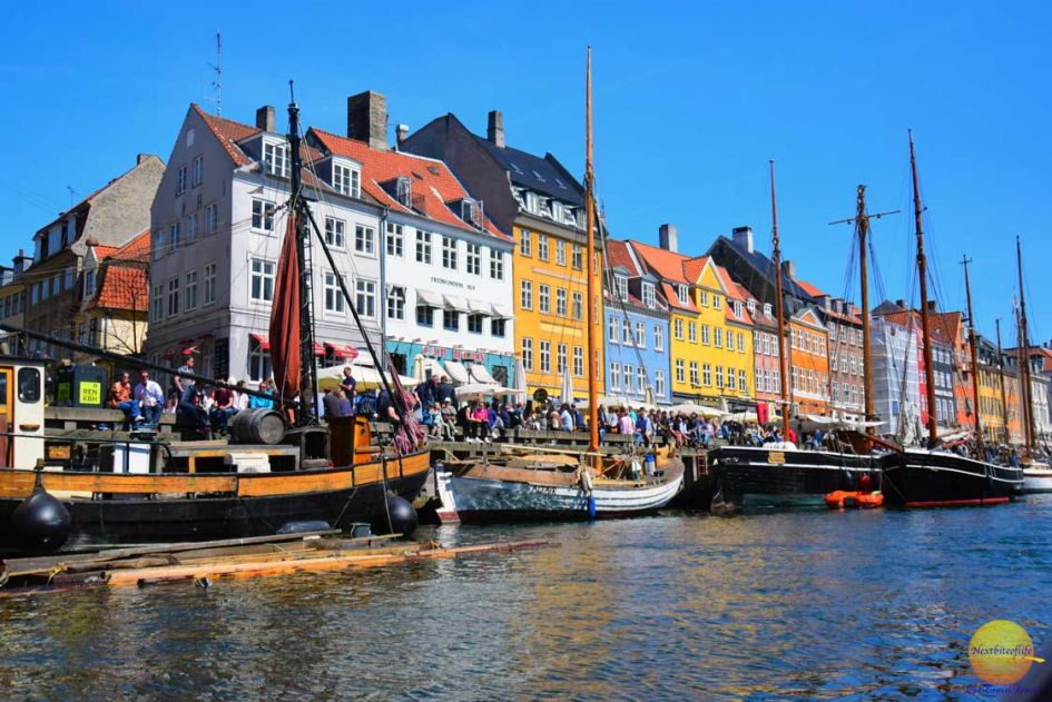 is beg-packing acceptable nyhavn denmark