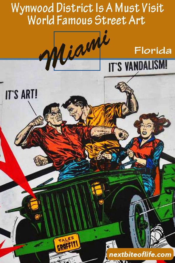 Wynwood District for Street Art. #wynwood #wynwoodwalls #wynwooddistrict #graffiti #streetart #urbanart #miami #florida #urbangraffiti