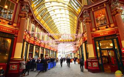 Is Leadenhall Market London A Unique And Astonishing Place?