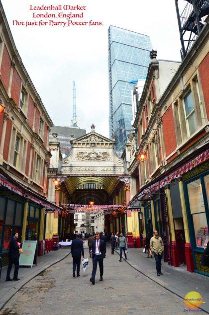 Leadenhall market London #HarrypotterLondon #cauldronalley #markets #london #england