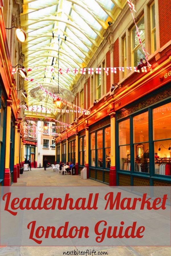 Leadenhall market London #visitlondon #leadenhallmarket #freshmarket #marketslondon #cauldronalley #londonguide #harrypotter