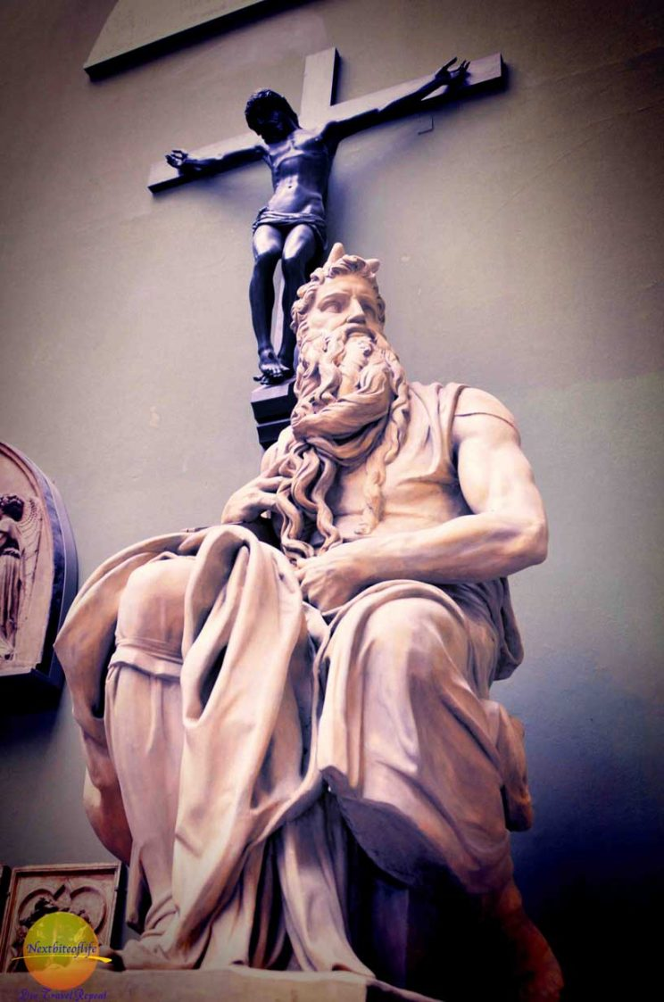 victoria and albert museum st. peter with horns