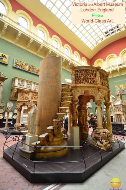 Victoria and Albert Museum #london #museums #londonmuseum #v&a