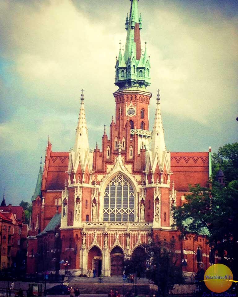cool useful krakow guide church