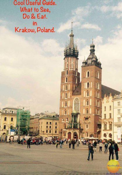 Krakow Guide #seekrakow #visitkrakow #krakow #poland #foodkrakow #krakowguide #krakowitinerary