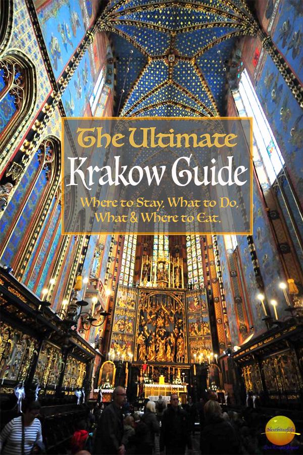 Krakow Guide #seekrakow #visitkrakow #krakow #poland #foodkrakow #krakowguide #krakowitinerary #krakow5dayguide