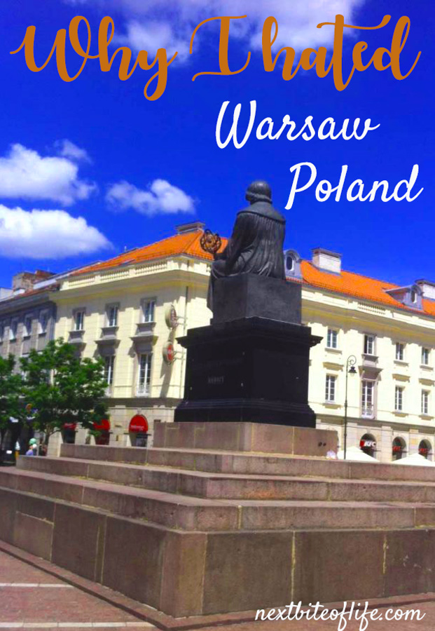 Warsaw Guide and why l hated the city. #warsaw #poland #warsawsucks #polandtravel #krakowbetterthanwarsaw