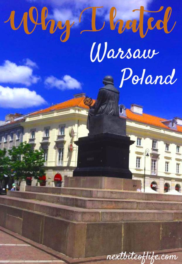 Warsaw Guide and why l hated the city. #warsaw #poland #warsawsucks #polandtravel #krakowbetterthanwarsaw