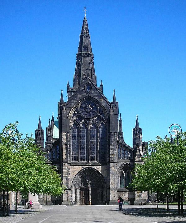 Glasgow Cathedral exterior