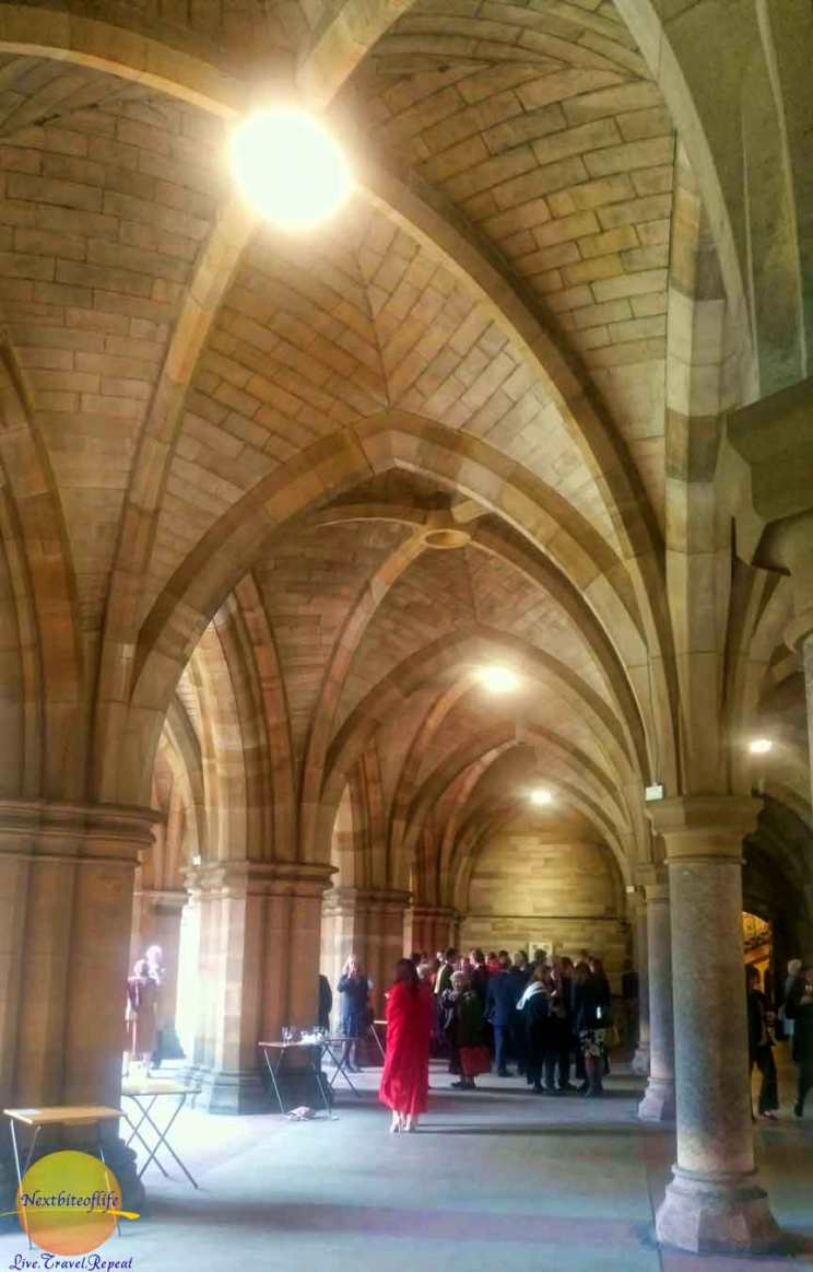 cloisters university of glasgow graduation