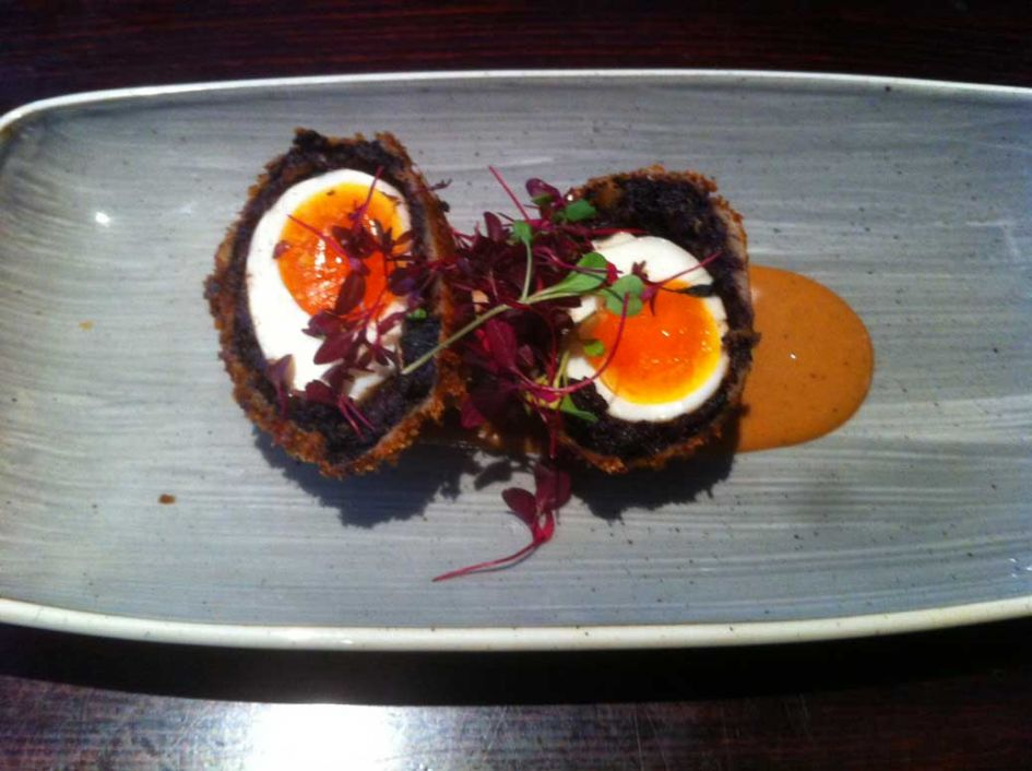 scotch eggs bothys Glasgow visitors guide