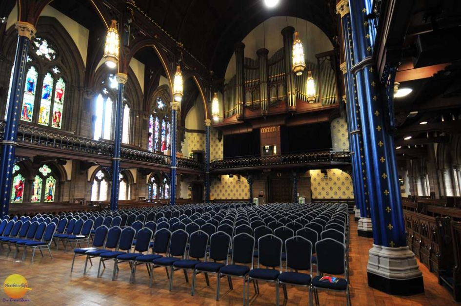 bute hall university of glasgow guide