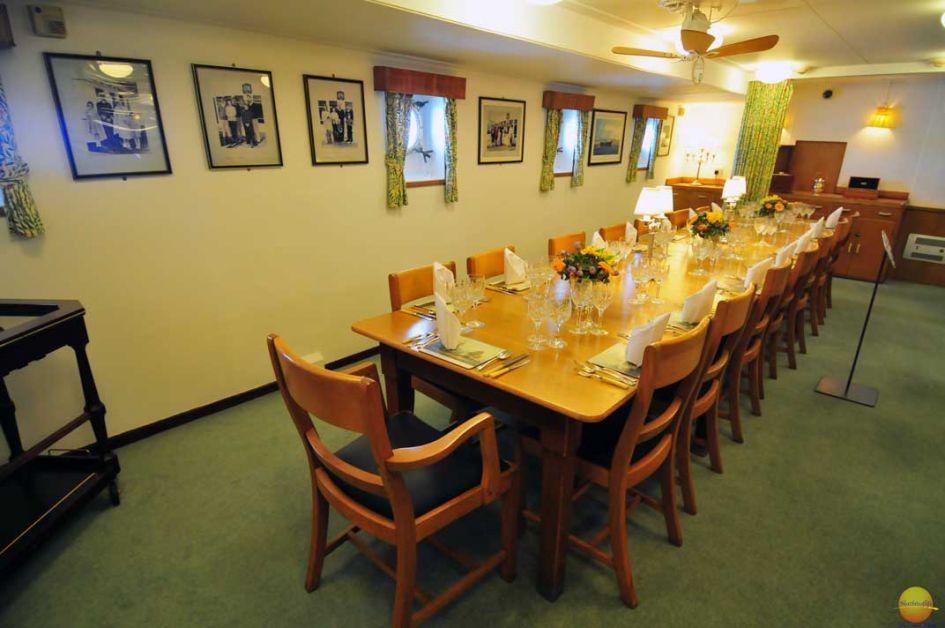 dining room royal britannia